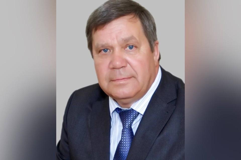 Василий Иванович Веркеенко. Фото: Дума Артемовского городского округа