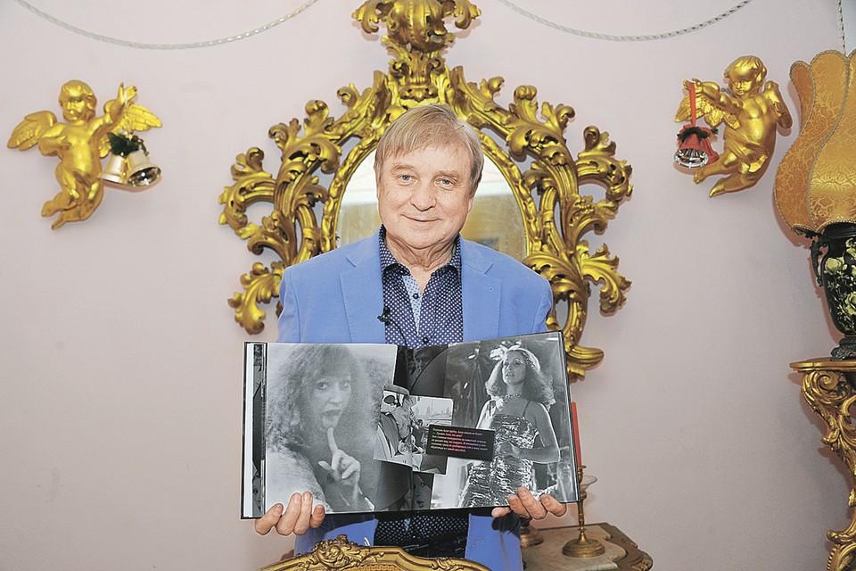 У режиссера было два официальных брака и множество любовных связей. Но главной женщиной в его жизни была Пугачева.