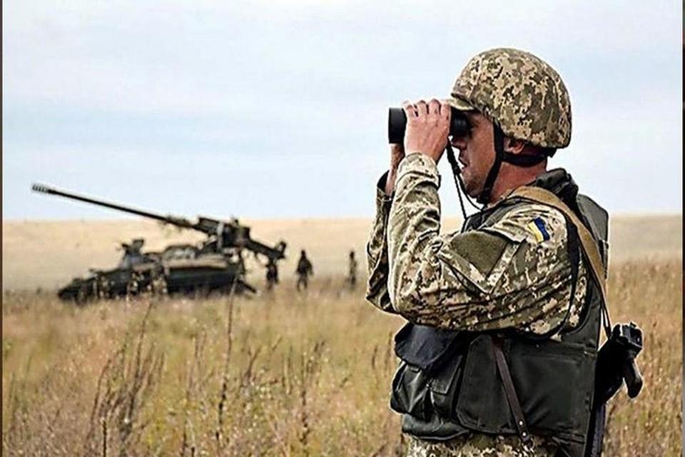 ВСУ традиционно списывает небоевые потери на боевые. ФОТО: Штаб ООС