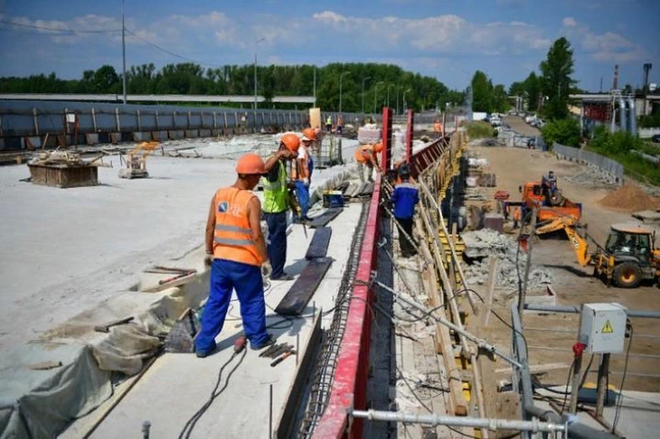 Добрынинский мост вновь будет закрыт для движения всех видов транспорта с 6 августа