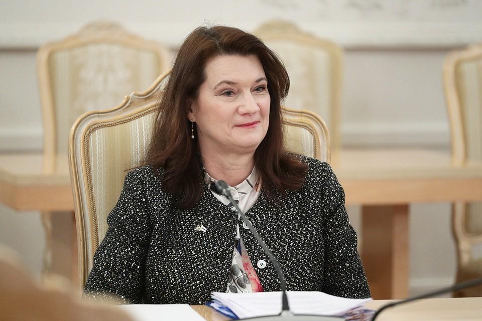 Пранкеры Вован и Лексус разыграли министра иностранных дел Швеции Анн Линде от имени соратников Навального