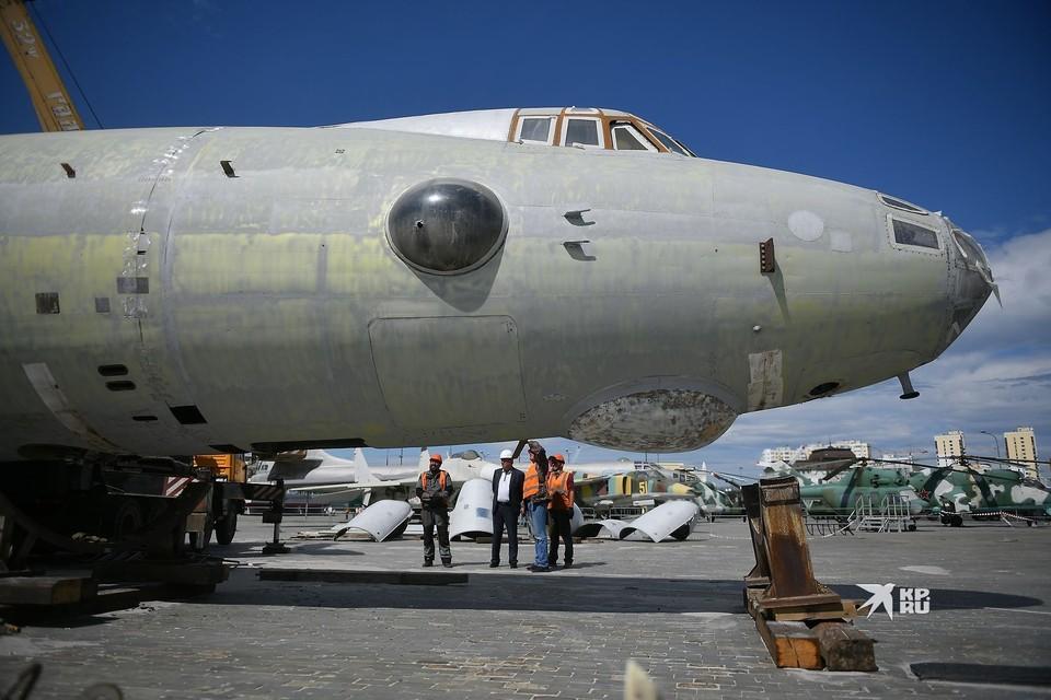 Таких самолетов в мире осталось всего три единицы.