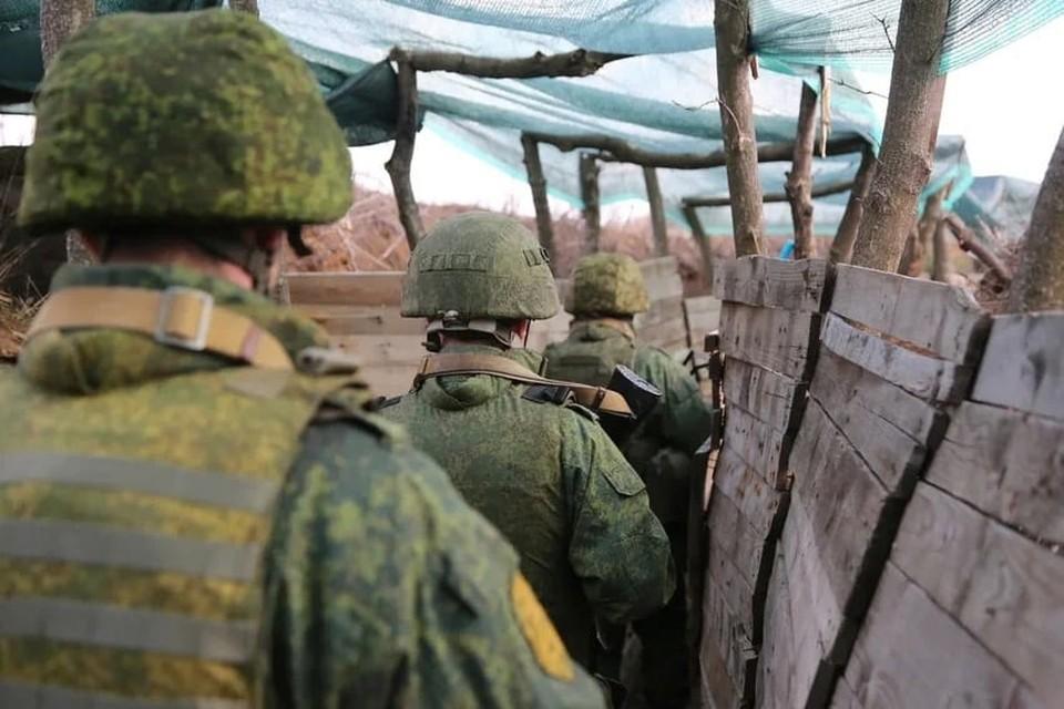Война в Донбассе продолжается восьмой год