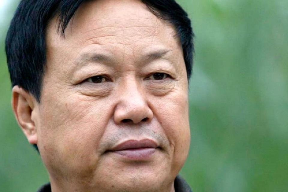 67-летний миллиардер из Китая Сунь Даву.