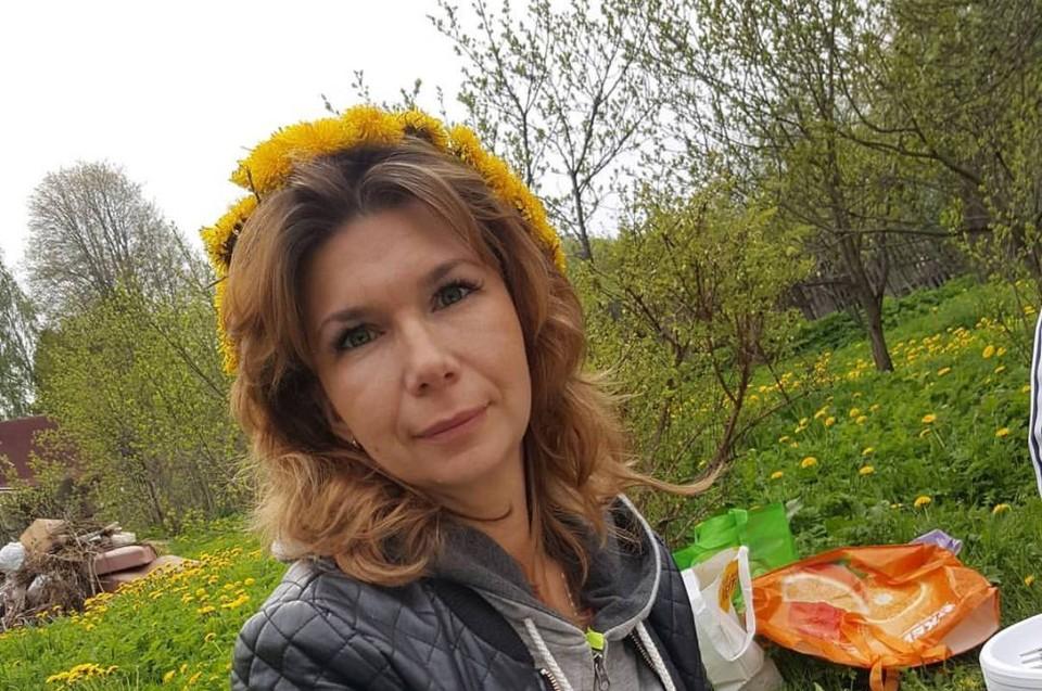 Женщину убили во дворе собственного дома