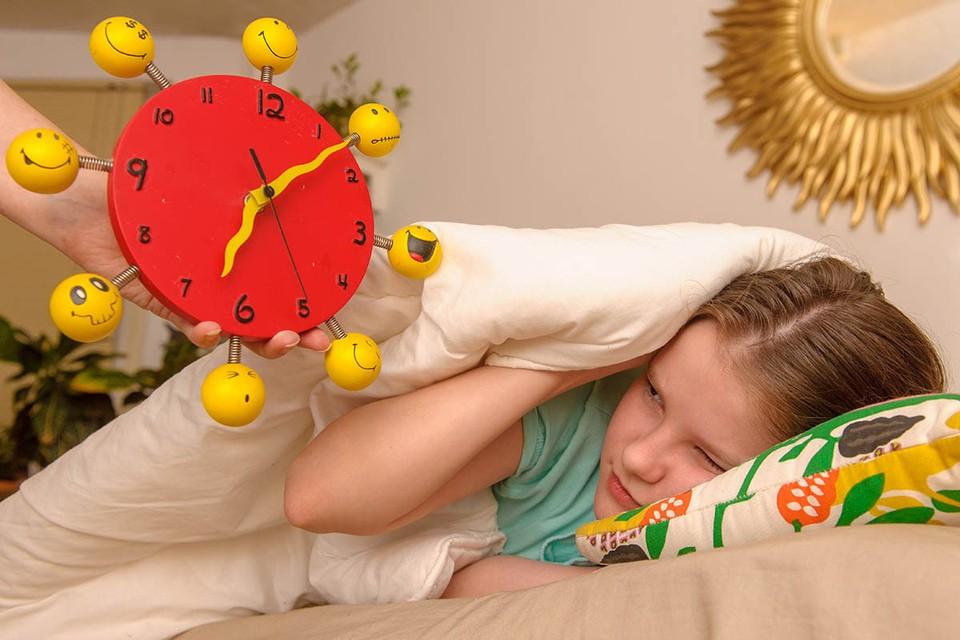 Хороший сон – залог успеха детей в обучении