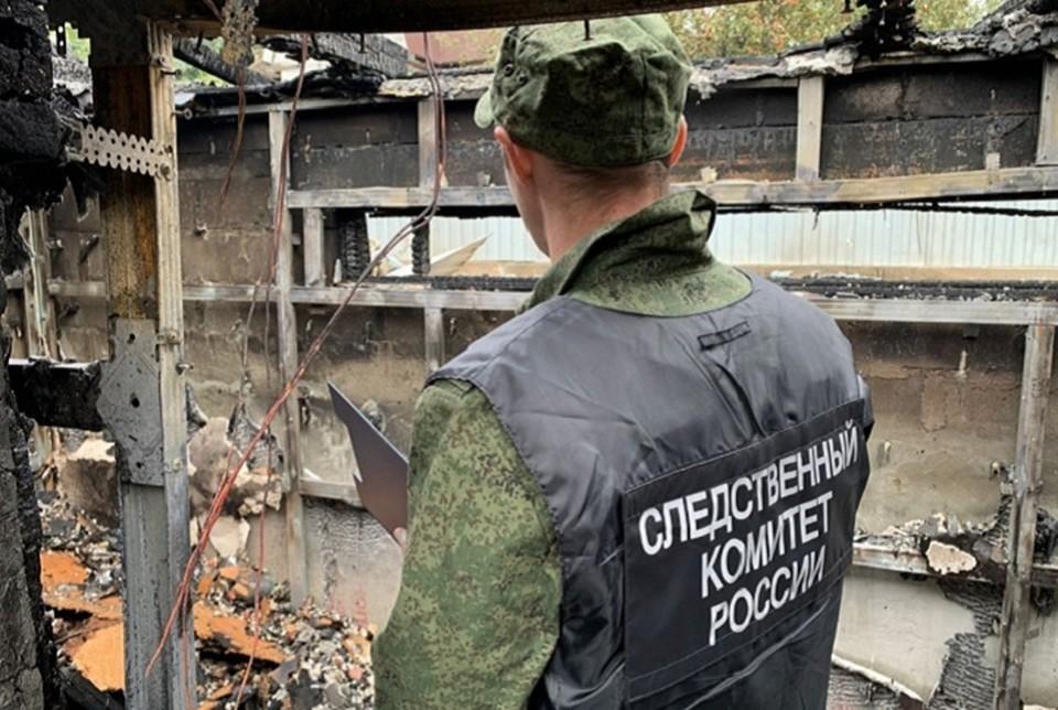 Тело мальчика направили на экспертизу. Фото: СУ СКР по Свердловской области