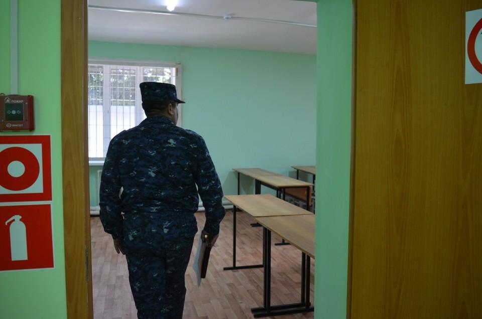 В местах лишения свободы начался учебный год