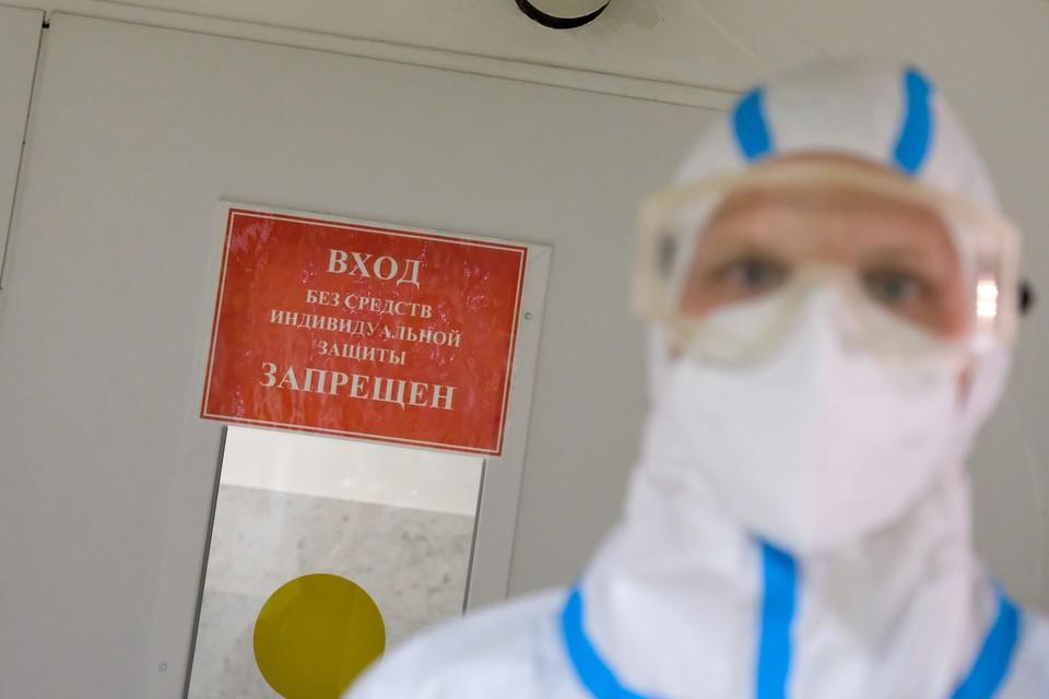 В Омске продолжает оставаться высоким уровень заражаемости ковидом.