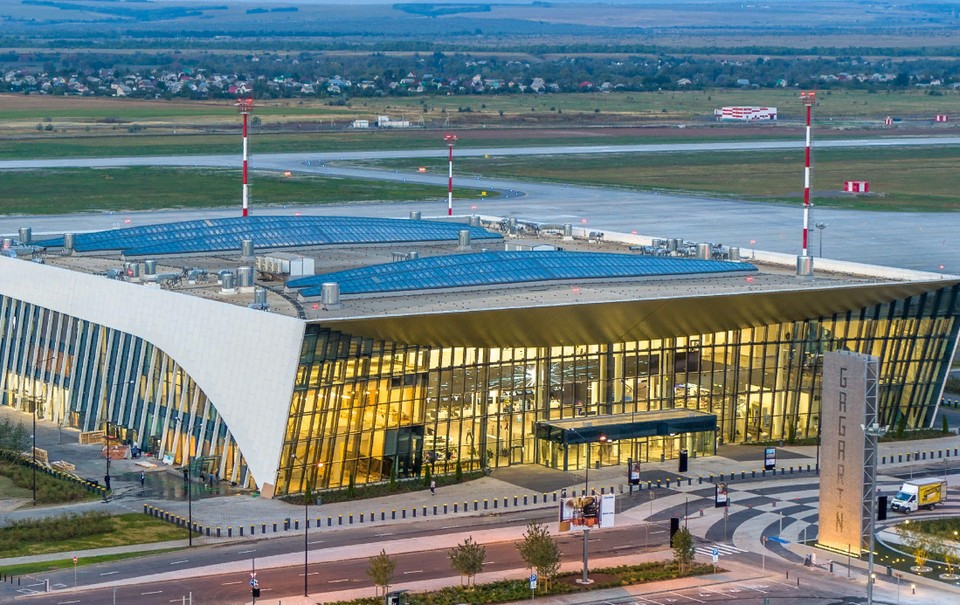 """Фото: сайт аэропорта """"Гагарин"""""""