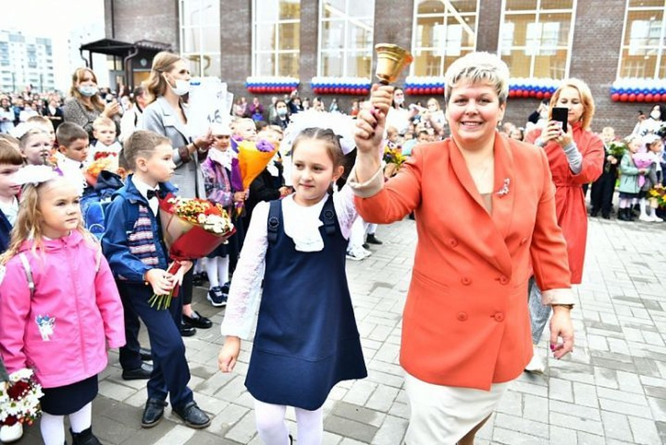 Во Фрунзенском районе Ярославля открылась новая школа