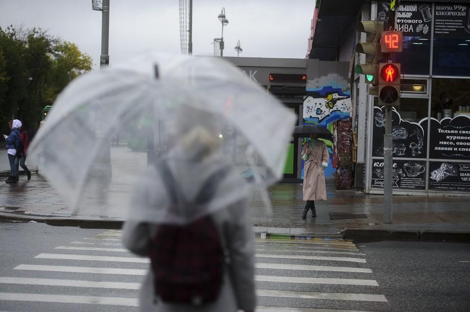 Вместе с жарой в регион придут дожди