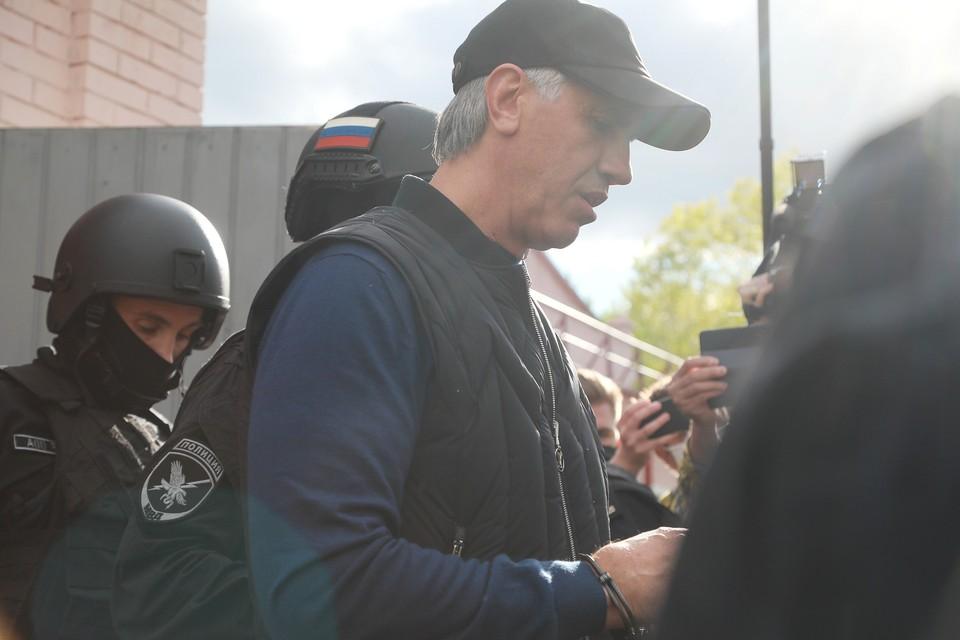 В Красноярске завершилось судебное заседание по делу Анатолия Быкова о двойном убийстве