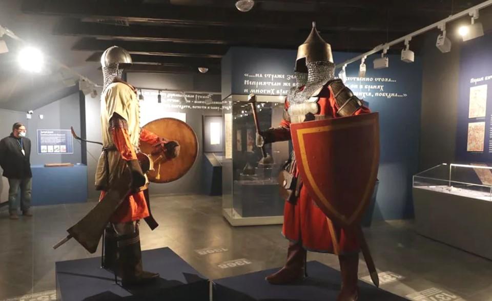 В Туле, в Музейном квартале, открылся филиал музея-заповедника «Куликово поле»