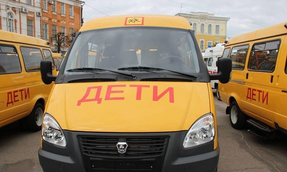 Школьные автобусы. Фото: er.ru