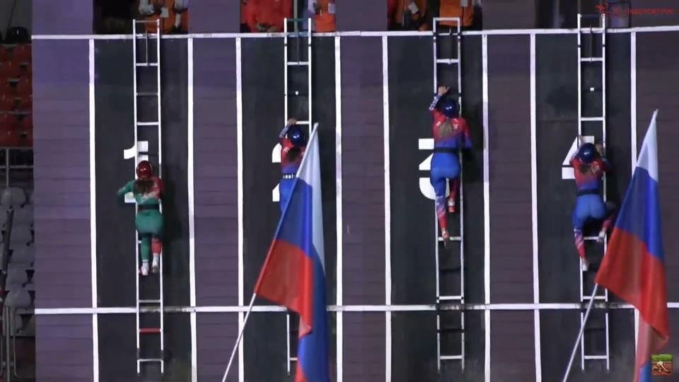 Чемпионат мира по пожарно-спасательному спорту Фото: ГУ МЧС России по ХМАО-Югре