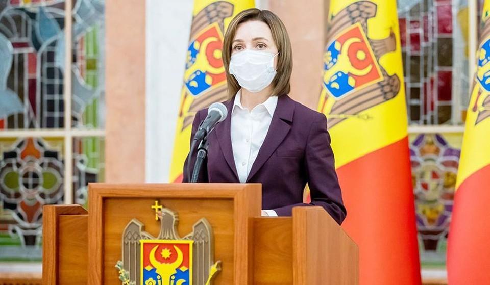 Несмотря на полный контроль над страной, Майя Санду заявляет, что в Молдове не существует правового государства. Фото:соцсети