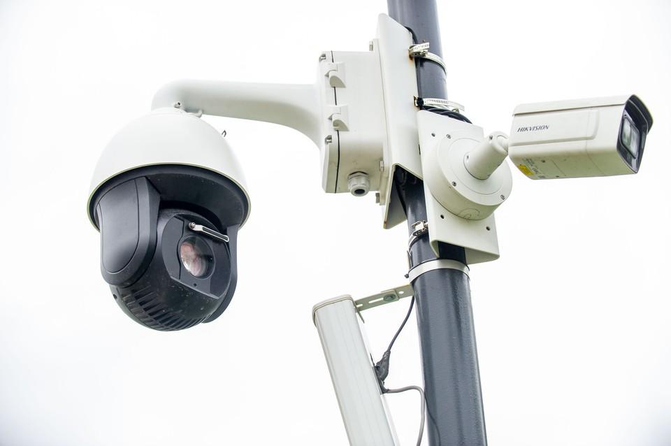 Умные камеры от МТС