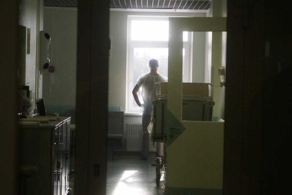 Потасовка произошла в туберкулезном отделении