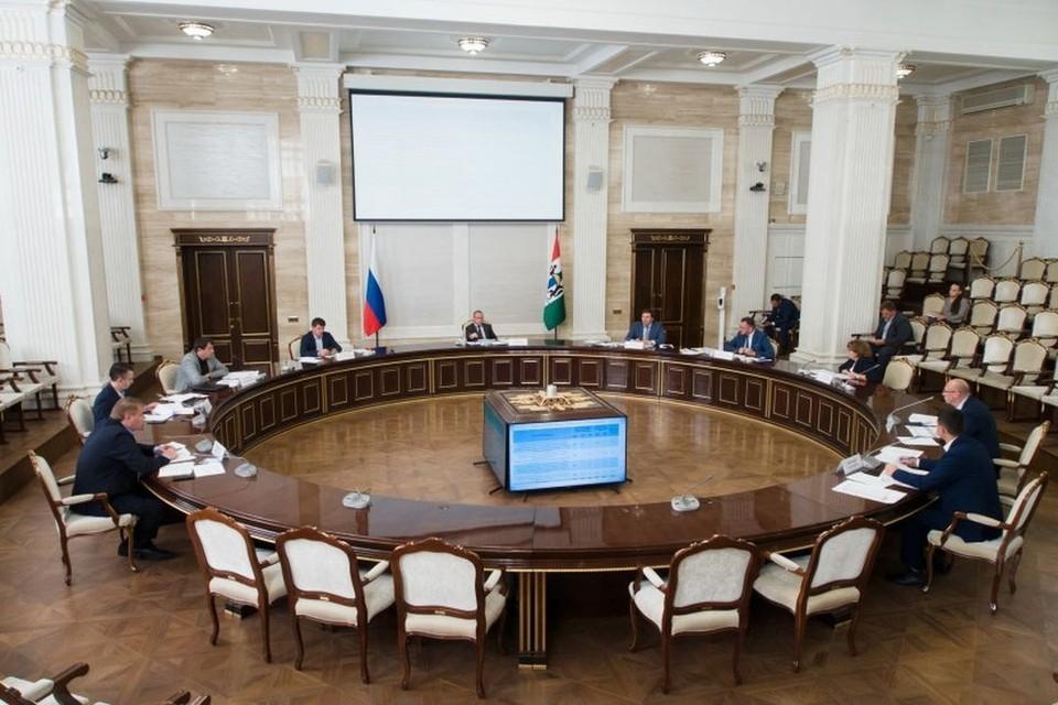 В Новосибирской области в 2021 году началась модернизация первичного звена здравоохранения. Фото: Правительство Новосибирской области