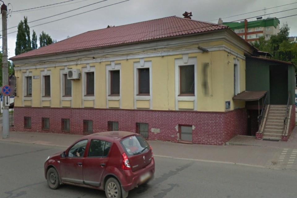 Здание является предметом охраны исторического поселения «Город Киров (Хлынов, Вятка)». Фото: google.ru/maps