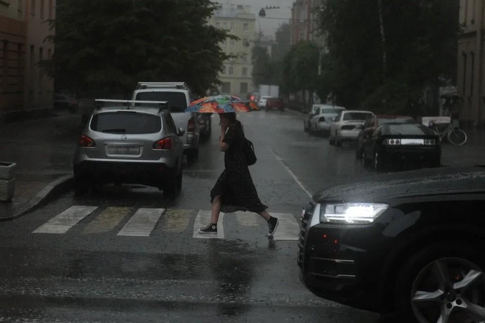 В Ленобласти 4 сентября будет холодно, мокро, но с прояснениями.