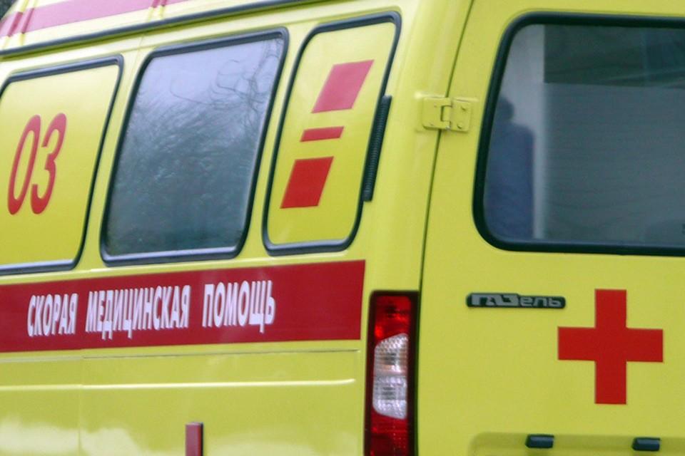 В Тюмени разбился мужчина, выпавший из окна многоэтажки в районе Суходолье