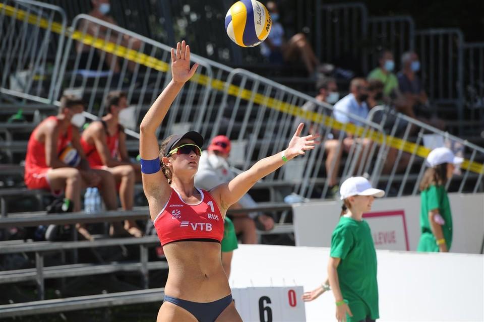Россиянки переиграли команды Словакии, Эстонии и Израиля.