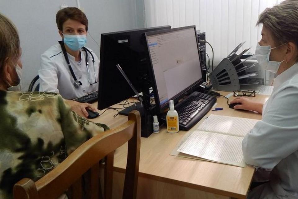 Людей буквально возвращают к полноценной жизни. Фото: департамент здравохранения Брянской области.