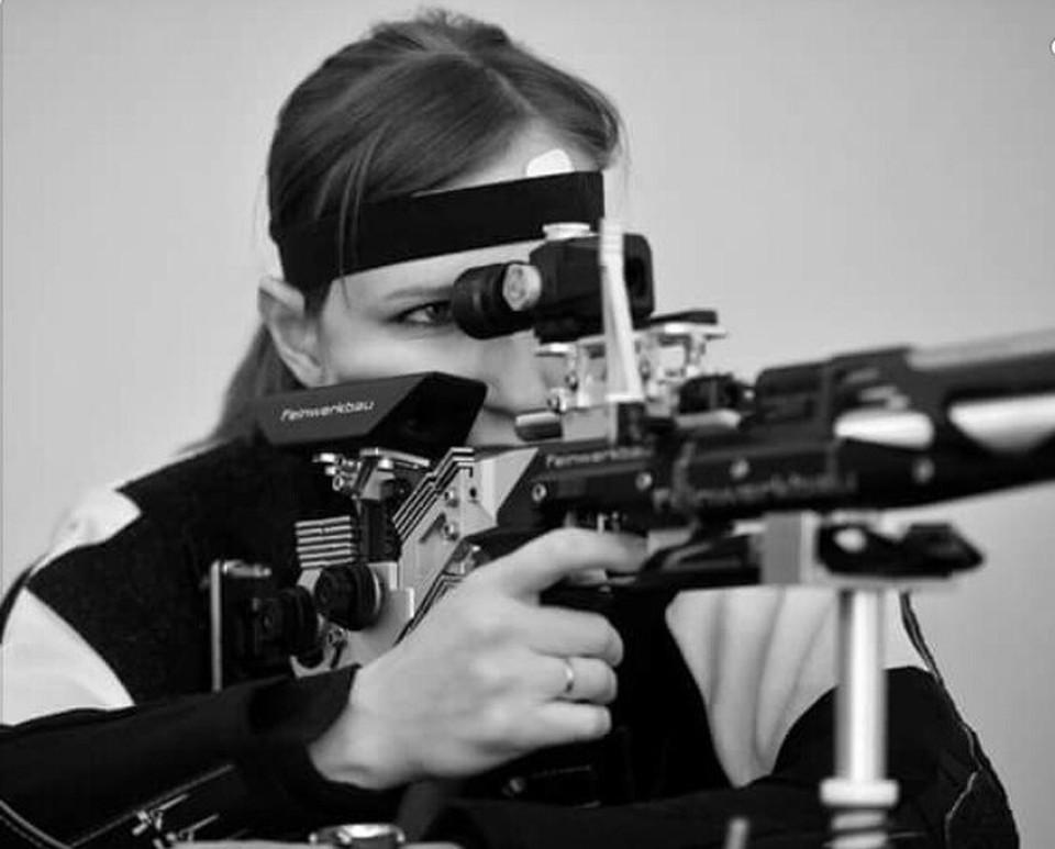 Антонина Жукова. Фото из архива спортсменки.