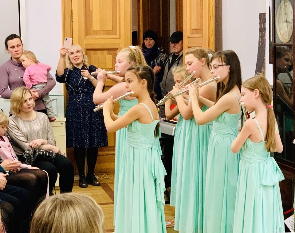 В Детском музейном центре Твери пройдут мастер-классы для детей.
