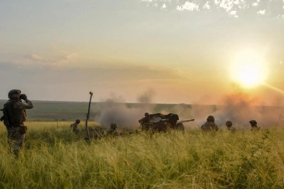 Тем временем в Луганской Народной Республике сообщили об одном обстреле территории за прошедший день. Фото: штаб «ООС»