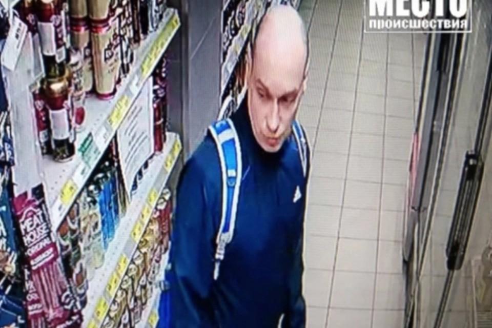 Если вы узнали этого мужчину, сообщите об этом в полицию. Фото: скрин с видео vk.com/kirovmp