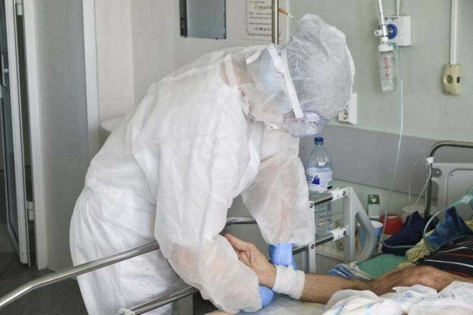 В инфекционных стационарах кировские врачи оказывают помощь 2397 жителям области