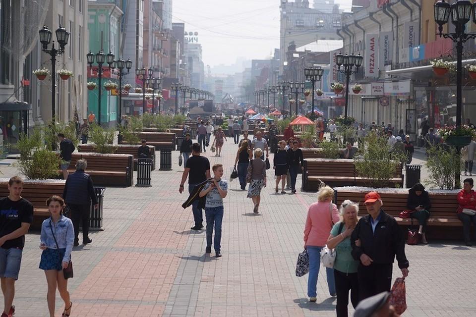 На выбор горожан выдвинули четыре концепции благоустройства улицы Вайнера
