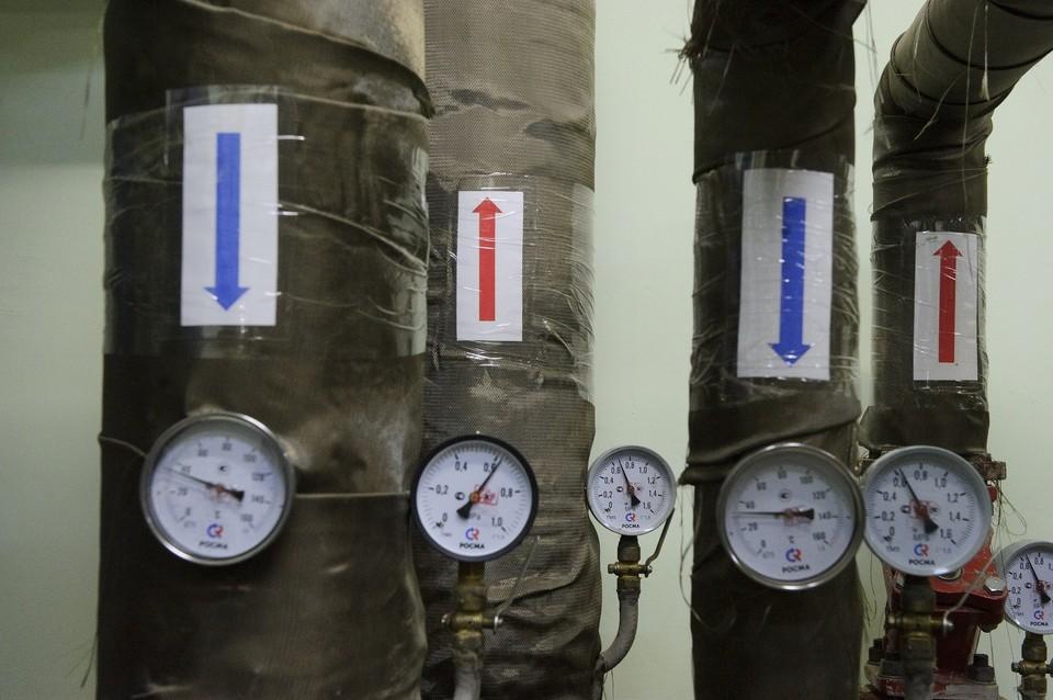 О готовности включать отопление отчитались 4 500 управляющих компаний