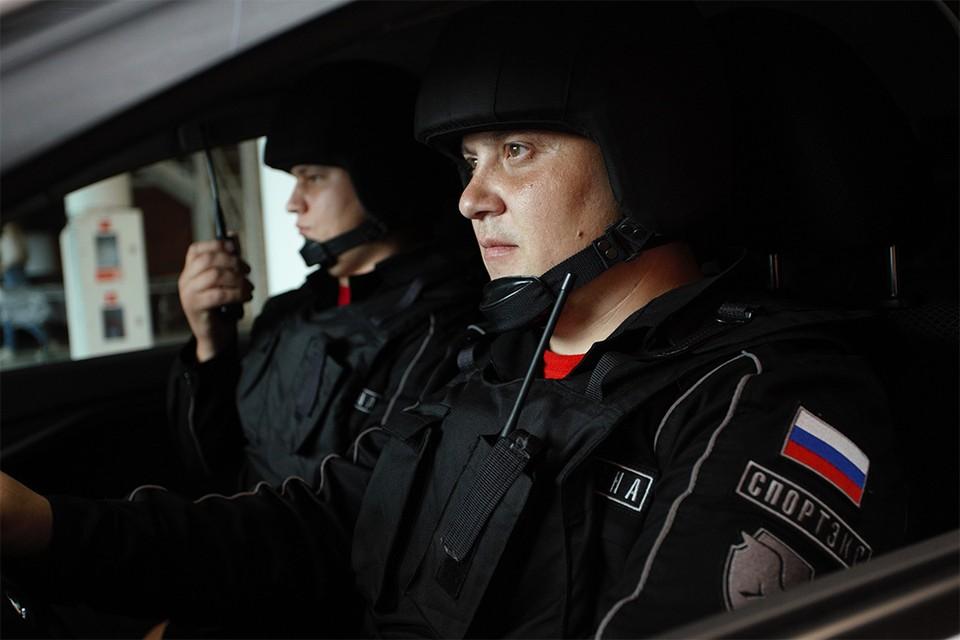 Фото предоставлено Агенством Безопасности ГВАРДИЯ.