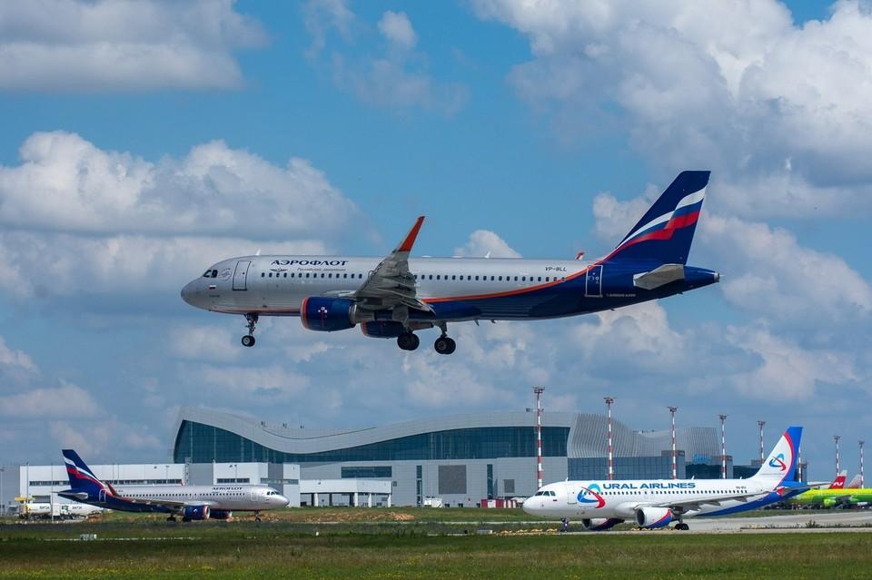 """Наибольший трафик в крымской воздушной гавани зафиксирован в августе. Фото: пресс-служба аэропорта """"Симферополь"""""""