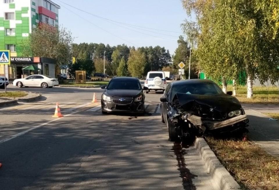 В Югре пьяный водитель пытался сбежать от ДПС и спровоцировал аварию Фото: ОМВД России по Белоярскому району