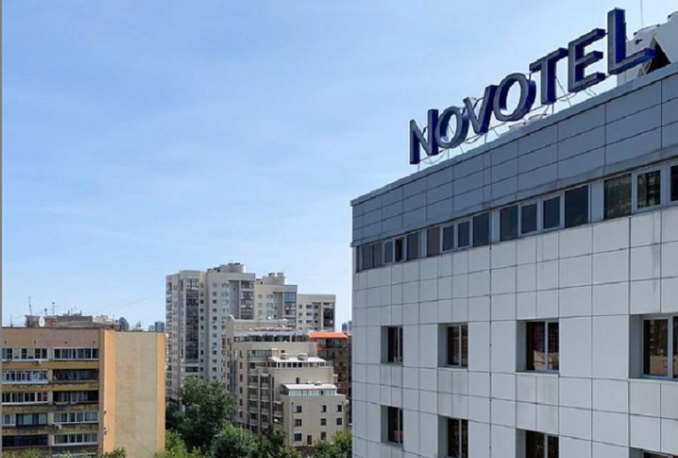 В отеле находятся фитнес-зал, хамам, комнаты релаксации, массажа, прачечная и паркинг на 28 машин. Фото: Instagram Novotel