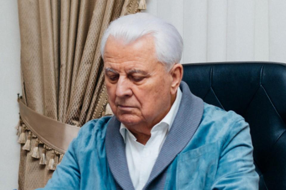 В Германии Леонид Кравчук пришел в себя после комы. Фото: leonid-kravchuk.com.ua