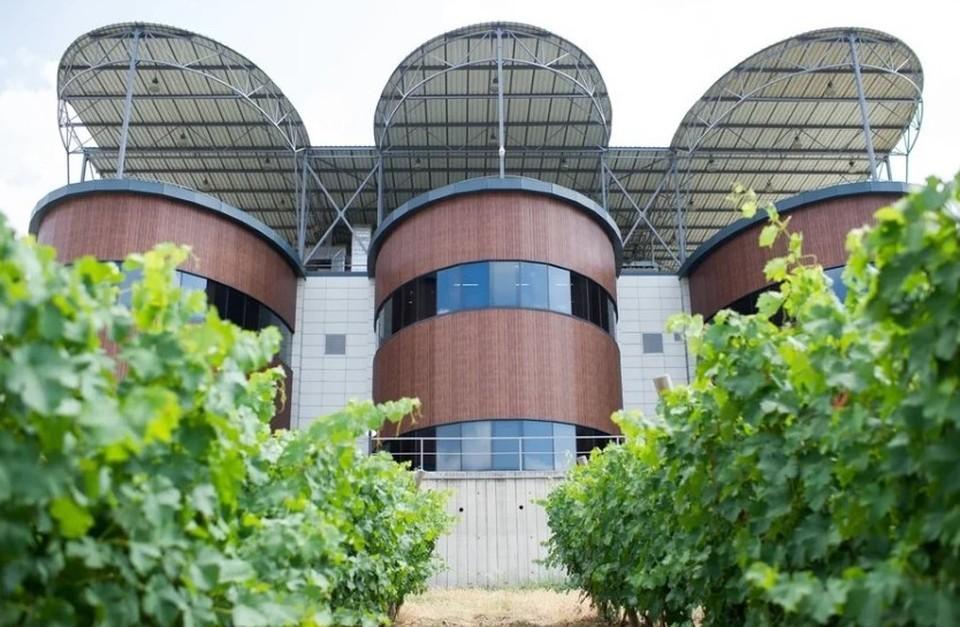 Крымская винодельня Alma Valley