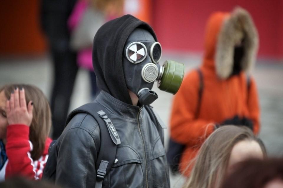Выбросы превышали допустимые нормы в 4 раза.