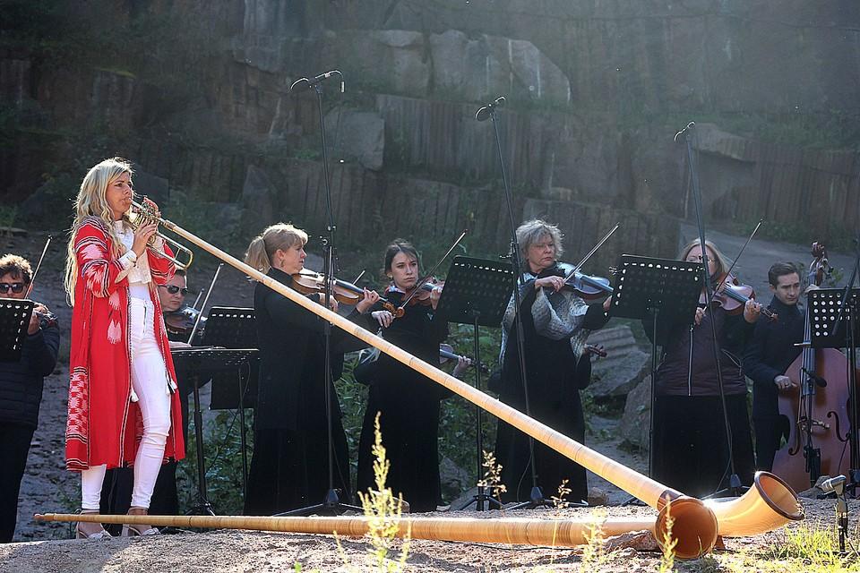 В Красноярске открывается международный фестиваль «Азия-Сибирь-Европа». Фото: сайт администрации города