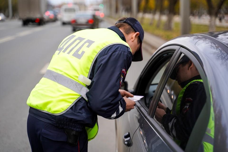 Пьяный водитель оказал сопротивление при задержании