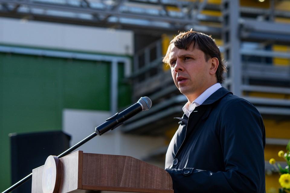 Андрей Клычков в прямом эфире рассказал о мошенниках, предлагавших посты членам правительства