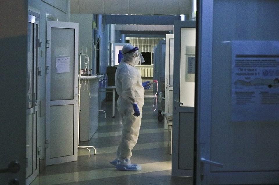 133 новых случая коронавируса выявлено в Смоленской области на 7 сентября.