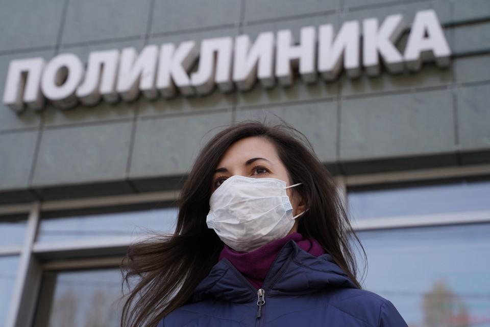 Работающие горожане чаще болеют коронавирусом