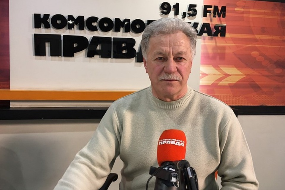 Депутат Антон Романов