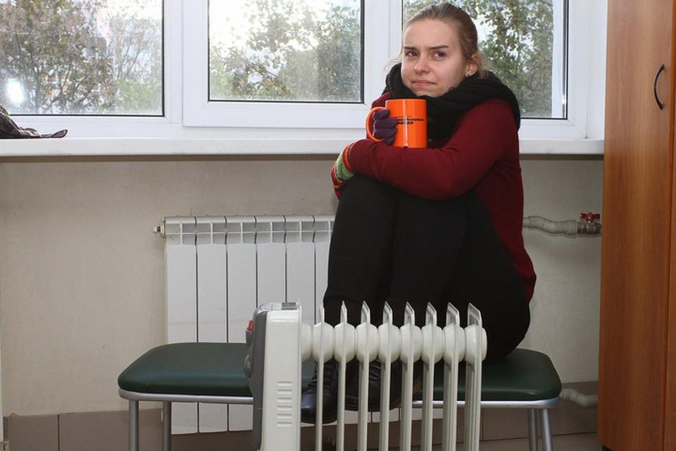 Тепло в дома начнут подавать, когда среднесуточная температура воздуха достигнет 8 градусов Цельсия